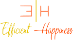 Efficient Happiness Logo
