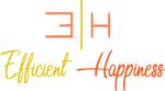 Efficient Happiness Logo